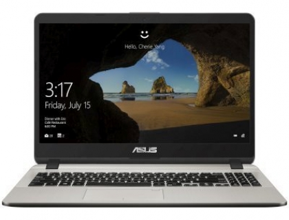 "ASUS X507MA Intel Pentium N5000 1100 MHz/15.6""/1920x1080/4GB/128GB SSD/DVD нет/Intel UHD Graphics 605/Wi-Fi/Bluetooth/Win 10 Home Grey"