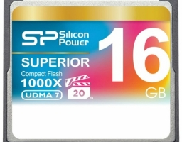 Silicon Power Superior CF 1000X 16GB (SP016GBCFC1K0V10)