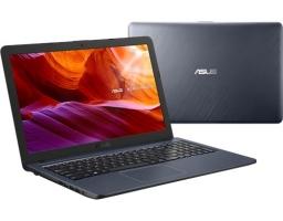"""ASUS VivoBook X543UA-GQ2044 Intel Pentium 4417U 2300MHz/15.6""""/1366x768/4GB/500GB HDD/DVD-RW/Intel UHD Graphics 610/Wi-Fi/Bluetooth/Endless OS (90NB0HF7-M28550) Gray"""