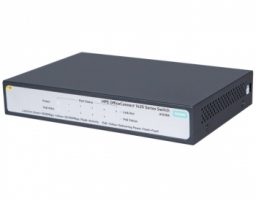 HP OfficeConnect 1420, 5G, PoE+ (32 Вт) JH328A