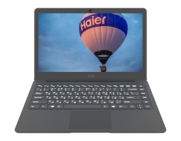 "Haier i428 Intel Pentium N4200 1100 MHz/13.3""/1920x1080/8GB/180GB SSD/DVD нет/Intel HD Graphics 505/Wi-Fi/Bluetooth/Windows 10 Home (TD0030555RU) Grey"
