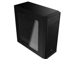 AeroCool SI-5100 Window Edition Black (SI-5100)