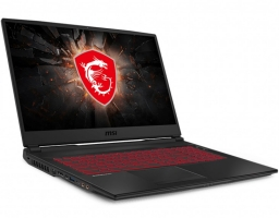 "MSI GL75 10SCXR-007XRU Intel Core i5 10300H 2500MHz/17.3""/1920x1080/8GB/1000GB HDD/DVD нет/NVIDIA GeForce GTX 1650 4GB/Wi-Fi/Bluetooth/DOS (9S7-17E822-007) Black"