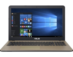 "ASUS VivoBook Max D541NA-GQ316 Intel Celeron N3350 1100 MHz/15.6""/1366x768/4Gb/500Gb HDD/Intel HD Graphics 405/Wi-Fi/Endless OS (90NB0E81-M05920)"