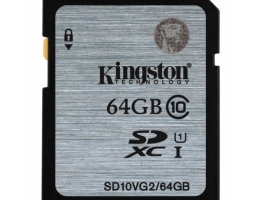 Kingston SD10VG2/64GB
