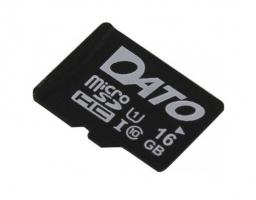 microSDHC 16Gb Class10 Dato (DTTF016GUIC10) w/o adapter