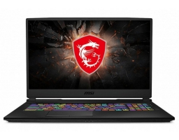 "MSI GL65 9SCK-037XRU Intel Core i5 9300H 2400MHz/15.6""/1920x1080/8GB/512GB SSD/DVD нет/NVIDIA GeForce GTX 1650 4GB/Wi-Fi/Bluetooth/DOS (9S7-16U412-037) Black"