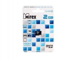 Mirex microSDHC Class 4 4GB (13612-MCROSD04)