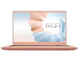 "MSI Modern 14 B11MO-265RU Intel Core i5 1135G7 2400MHz/14""/1920x1080/8GB/512GB SSD/DVD нет/Intel Iris Xe Graphics/Wi-Fi/Bluetooth/Windows 10 Home (9S7-14D315-265)"