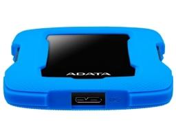 """A-DATA HD330 1TB, 2,5"""" , USB 3.1, синий (AHD330-1TU31-CBL)"""