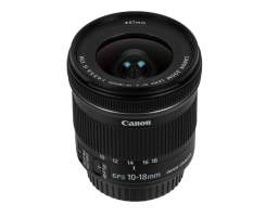 Canon EF-S IS STM 10-18мм f/4.5-5.6 (9519B005)
