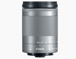 Canon EFM 18-150mm f/3.5-6.3 IS STM (1376C005) Silver