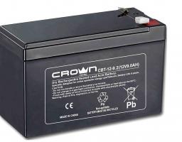 Crown CBT-12-9.2 12V/9.2Ah (CBT-12-9.2)