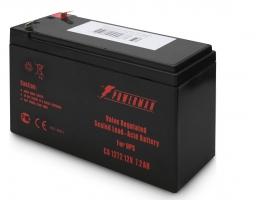Powerman CA1272 7.2 А·ч (POWERMAN Battery 12V/7.2AH)