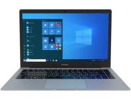 "Prestigio SmartBook 141 C5 Intel Celeron N3350 1100MHz/14.1""/1366x768/4GB/64GB eMMC/DVD нет/Intel HD Graphics 500/Wi-Fi/Bluetooth/Windows 10 Pro (PSB141C05CGP_DG_CIS) Grey"