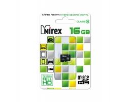 Mirex microSDHC Class 10 16GB (13612-MC10SD16)