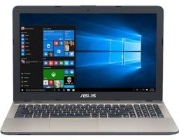 "ASUS VivoBook Max X541NA-GQ245T Intel Celeron N3350 1100 MHz/15.6""/1366x768/4Gb/500Gb HDD/DVD нет/Intel HD Graphics 500/Wi-Fi/Bluetooth/Windows 10 Home (90NB0E81-M04050)"