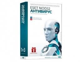 Eset NOD32 лиц на 1год или прод на 20мес 3PC Box (NOD32-ENA-1220(BOX)-1-1)