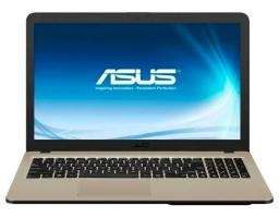 "ASUS X540MA-GQ947 Intel Pentium N5000 1100MHz/15.6""/1366x768/4GB/128GB SSD/DVD нет/Intel UHD Graphics 605/Wi-Fi/Bluetooth/Endless OS (90NB0IR1-M17550) Black"