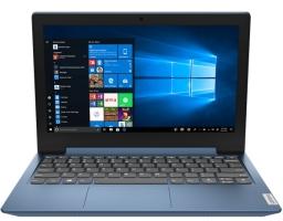 "Lenovo IdeaPad 1 11ADA05 AMD Athlon 3020e1200MHz/11.6""/1366x768/4GB/128GB SSD/DVD нет/AMD Radeon Graphics/Wi-Fi/Bluetooth/Без ОС (82GV003URK)Blue"