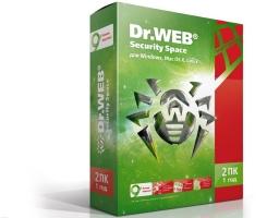 DR.Web Security Space 2PC 1Y Base Box (BHW-B-12M-2-A3)