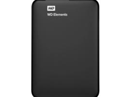 WD Elements Portable 1Tb (WDBUZG0010BBK-WESN)