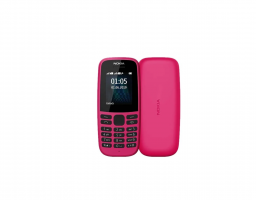 Nokia 105 DS (2019) (16KIGP01A01) Pink