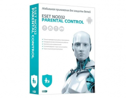 Eset NOD32 Parental Control для всей семьи 1Y (NOD32-EPC-NS(BOX)-1-1)