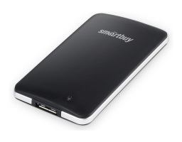 SmartBuy S3 SSD 256Gb (SB256GB-S3BS-18SU30) Black/Silver